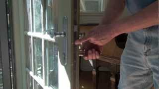 How to Replace a Multipoint Lock with Shootbolts