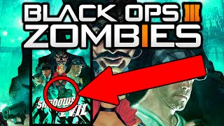 """""""Black Ops 3 Zombies"""" - HUGE Easter Egg! We Missed Something BIG! (Call of Duty Zombies)"""