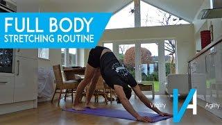 Full Body Flexibility Routine (FREE DOWNLOAD)