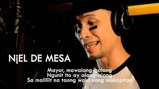 TAKBO by OPM Singers Song for Mayor R Duterte to Run for President