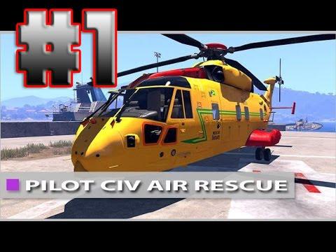 Arma 3: Search & Rescue - Parte 1 - Ma che elicotterista sono?