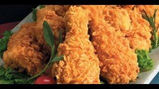 Resep Ayam Goreng Kriuk Sajiku