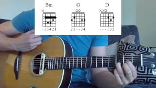 Wake Me Up - Avicii Guitar Lesson w/ Tabs