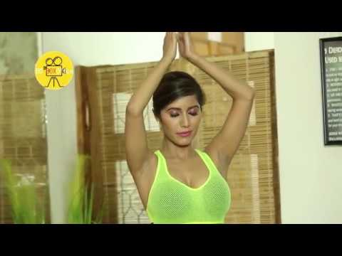 Naila Nayem Yoga Episode -02 | Bangladeshi Model / actress  | Buddy Entertainment