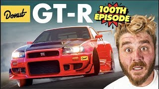 NISSAN GTR - Everything You Need to Know | Up to Speed