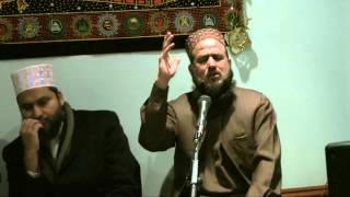 Qari Zaheer Iqbal Qadri saab at his best MASHALLAH