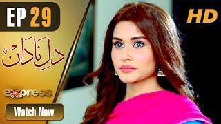 Drama | Dil e Nadaan - Episode 29 | Express Entertainment Dramas | Abid Ali, Zaheen Tahira, Nida