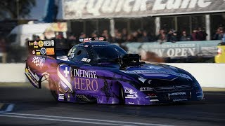 Jack Beckman goes to the top in Friday qualifying in Phoenix