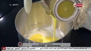 """المطبخ - طريقة عمل """" سويسرول """" على طريقة الشيف أسماء مسلم"""