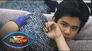 PBB: Joshua shares funny pick up lines to Loisa