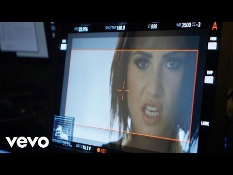 Demi Lovato - Confident (Behind The