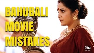 60 mistakes in Bahubali you may have missed