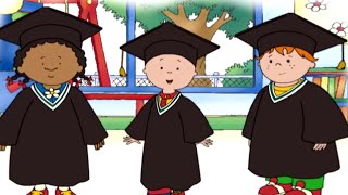 Funny Animated Cartoon Caillou | Caillou