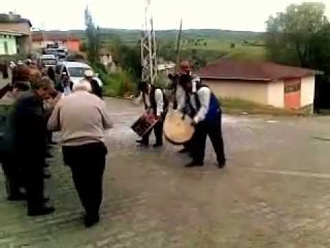 kalecik koyunbaba köyü halay