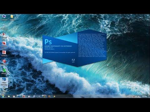 Basic Photoshop for Visualization Part ( 1 ) ( ျမန္မာ )