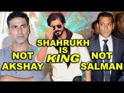 Xxx Mp4 न Salman Khan न Aksahy Kumar Shahrukh Khan ही है Bollwood के King 3gp Sex