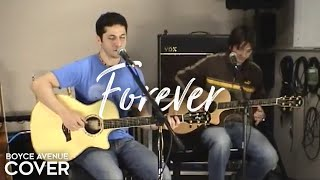 Chris Brown - Forever (Boyce Avenue acoustic cover) on Apple & Spotify