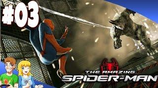 The Amazing Spider-Man | Part #03 Rhino Beatdown