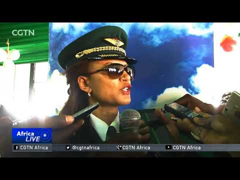 Xxx Mp4 Ethiopia Airways Makes History With All Female Crew On Lagos Flight 3gp Sex