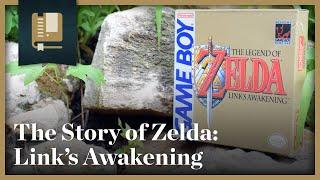 The Story Of Zelda: Link's Awakening   Gaming Historian