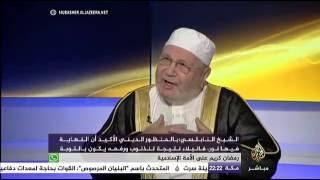 حوار مباشر مع الداعية الإسلامي فضيلة الشيخ /محمد راتب النابلسي