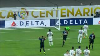 Estados Unidos (0) vs (1) Colombia - Copa América Centenario 2016 (tercer puesto)