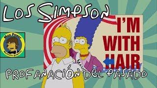 Los Simpson: Profanación del pasado (The old blue mayor... - Review)