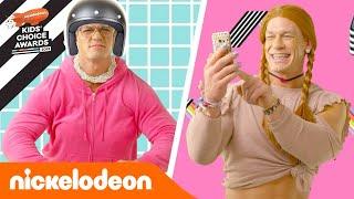 La Storia Della Famiglia Cena | Kids' Choice Awards 2018 | Nickelodeon Italia