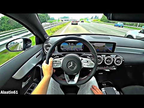 The Mercedes A Class 2019 Test Drive