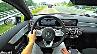 The Mercedes A Class 2019 Test Drive