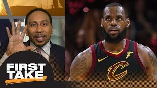 Stephen A. Smith on LeBron James: Can