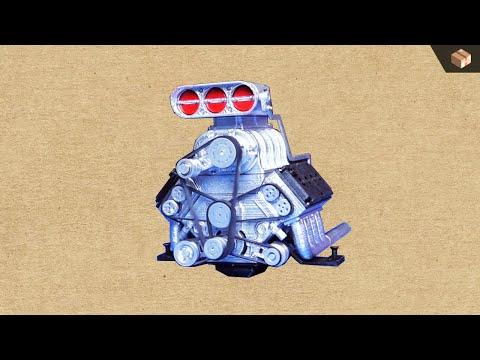 Xxx Mp4 Instructions DDW 1 8 DOHC V8 3D Printed Servo Motor 3gp Sex