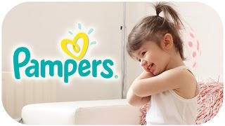 ❥ 437 - ON TESTE LES COUCHES PAMPERS PREMIUM PROTECTION ☺️ | VIDEO SPONSORISEE