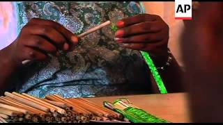 Making pencils helps locals and saves forests