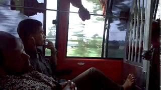 MAMUN Special vs. 717 up Joyantika express