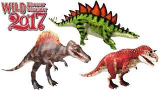Wild Dinosaur Simulator 2017 | Eftsei Gaming