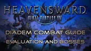 Diadem 2.0 Combat Guide: Farming Evaluation and Boss FATEs Explained