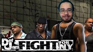 LUTA ENTRE RAPPERS! DEF JAM FIGHT FOR NY UM DOS MELHORES DE PS2
