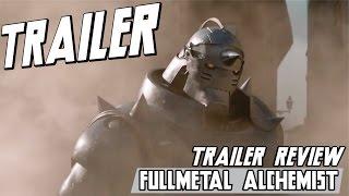 Fullmetal Alchemist Teaser Trailer #2 Review – Nerdro Review