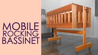 How To Make A Baby Crib / Cot