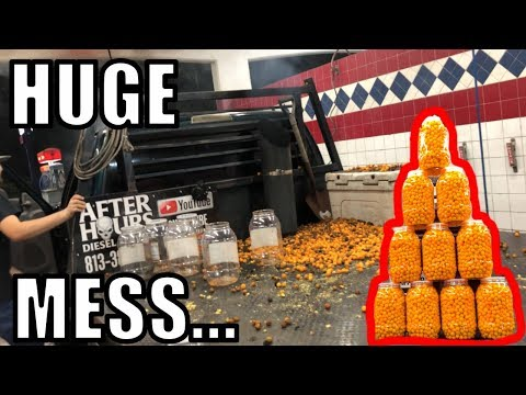 Xxx Mp4 Filling My Engine With CHEESE BALLS BAD IDEA 3gp Sex