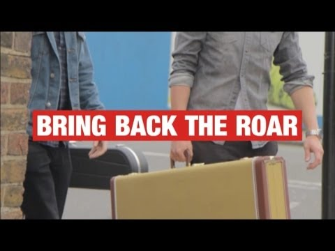 """England World Cup Song - """"Bring Back The Roar"""" (Come on England) ~ Full Music Video"""