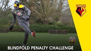 138.COM: Blindfold Penalty Challenge | Doucouré v Niang