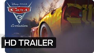 CARS 3: Evolution – 2. Offizieller Trailer (deutsch | german) | Disney HD