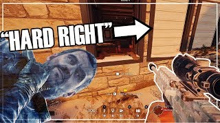 Trusting The Call Out - Rainbow Six Siege