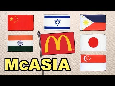 Has McDonald s Conquered Asia