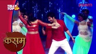 Tanu & Rishi's Romatic Dance At An Award Function | #TellyTopUp