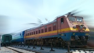 11042 Chennai Express Full Journey Compilations | Chennai - Pune | INDIAN RAILWAYS