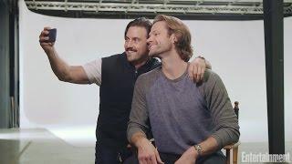 Gilmore Girls: Milo Ventimiglia, Jared Padalecki Hug It Out