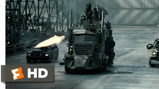 Death Race (10/12) Movie CLIP - Destroying the Dreadnought (2008) HD
